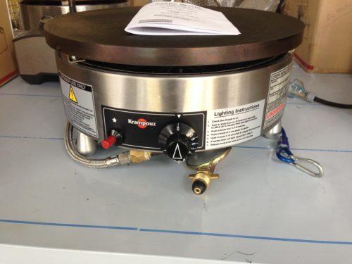 Krampouz Commercial Single Gas
